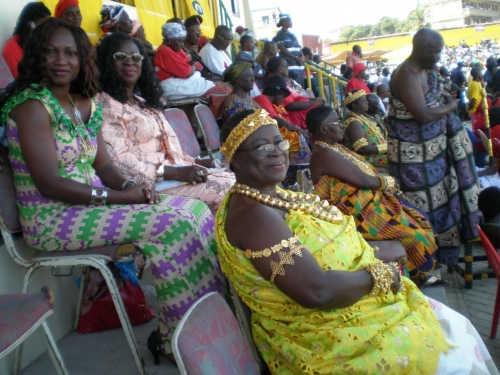 Female Chief 2_Ghana