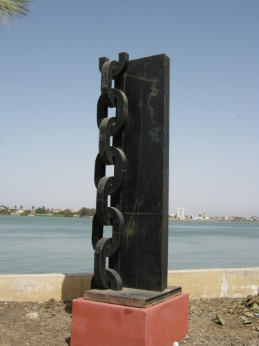 Mel Edwards Statue_Senegal